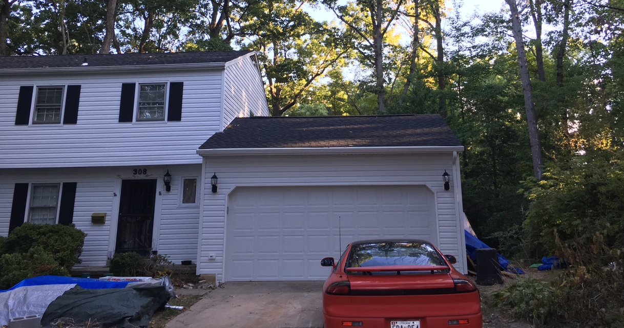 Fully restored garage by Modern Remodeling
