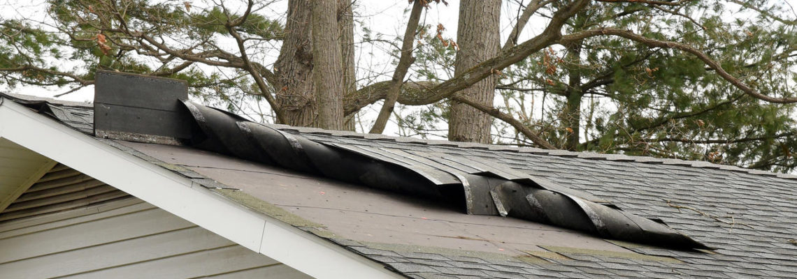 Extreme Wind Storm Damages Hundreds of Maryland Homes