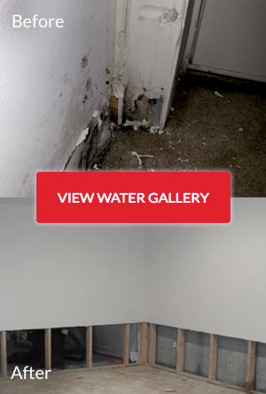 Basement Flooding and other water damage gallery