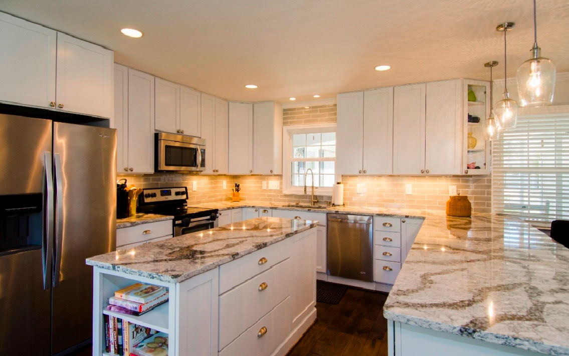 Remodeling Gallery Modern Remodeling MD - Kitchen remodeling bel air md