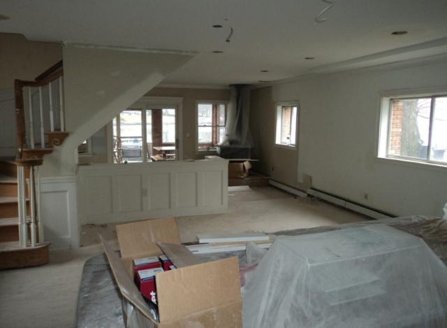 Modern Remodeling MD full kitchen renovation