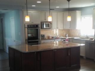 Modern Remodeling Maryland custom kitchen remodel