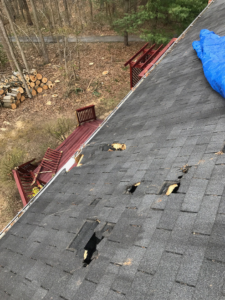 Replacing Half a Roof