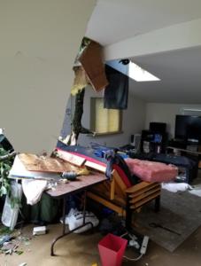 Modern remodeling rebuilds kent island tornado