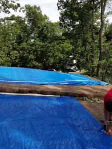 Modern remodeling kent island tornado