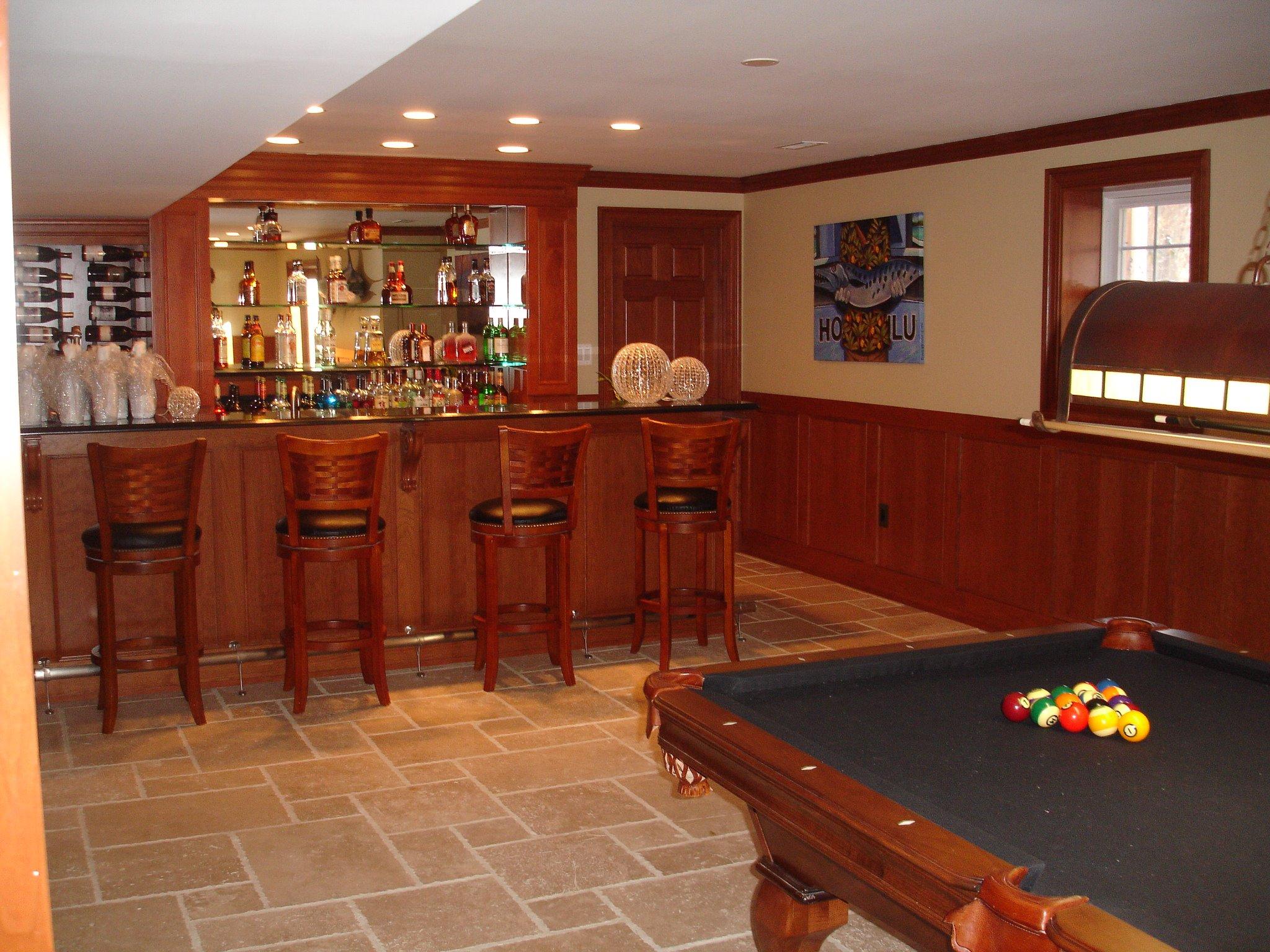 Home Bar Remodel