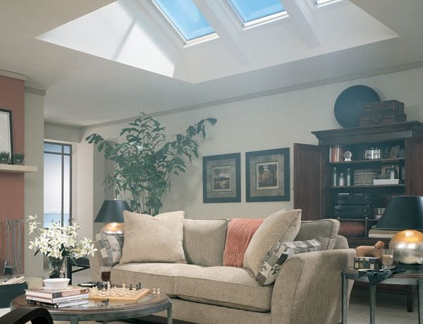 Modern Remodeling skylight replacement
